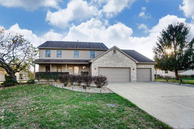 5615 Willow Springs Drive, Lewis Center, OH 43035 (MLS #219041934) :: Sam Miller Team
