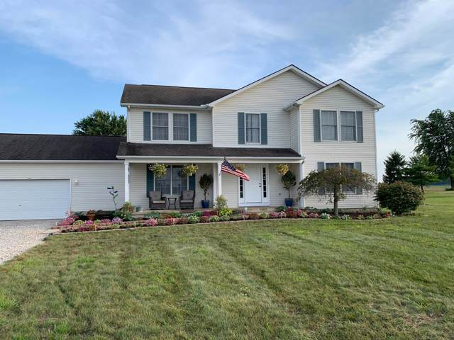 2244 State Route 229, Ashley, OH 43003 (MLS #219041967) :: The Clark Group @ ERA Real Solutions Realty