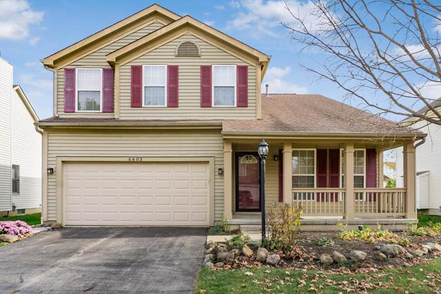 6603 Collingwood Drive, Westerville, OH 43082 (MLS #219041993) :: Core Ohio Realty Advisors