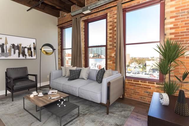 150 E Main Street #502, Columbus, OH 43215 (MLS #219042011) :: Signature Real Estate
