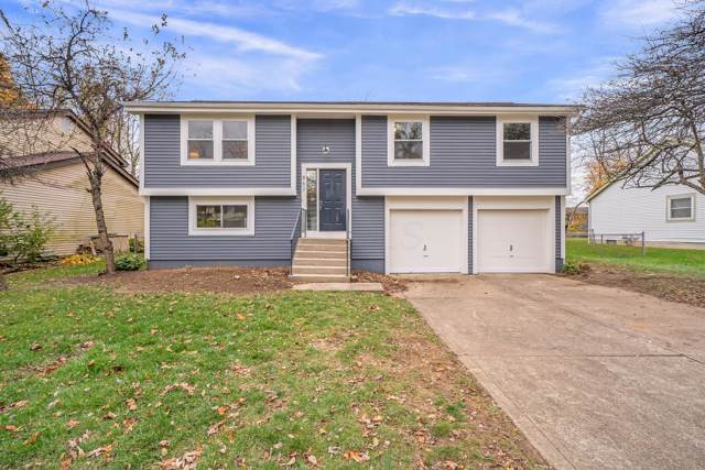 863 Quitman Drive W, Columbus, OH 43230 (MLS #219042024) :: RE/MAX ONE