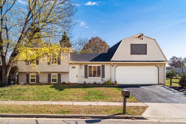 610 Hines Road, Columbus, OH 43230 (MLS #219042045) :: RE/MAX ONE