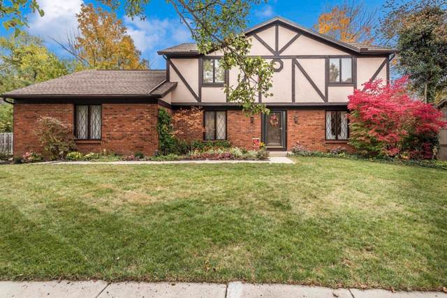 5704 Shadowbrook Drive, Columbus, OH 43235 (MLS #219042099) :: Huston Home Team