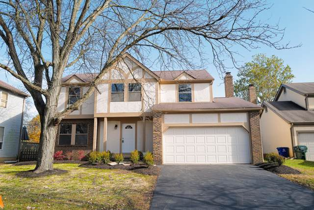 7852 Saddle Run, Powell, OH 43065 (MLS #219042105) :: Signature Real Estate