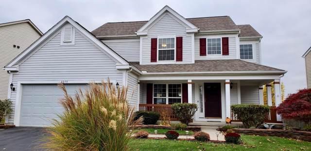 8279 Parori Lane, Blacklick, OH 43004 (MLS #219042111) :: Signature Real Estate