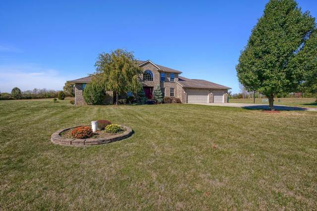 1393 W Slate Ridge Drive, Canal Winchester, OH 43110 (MLS #219042148) :: Core Ohio Realty Advisors
