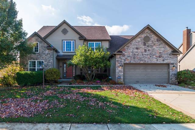 3491 Village Club Drive, Powell, OH 43065 (MLS #219042168) :: The Raines Group