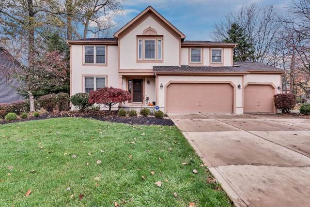 433 Whitaker Avenue S, Powell, OH 43065 (MLS #219042176) :: The Raines Group