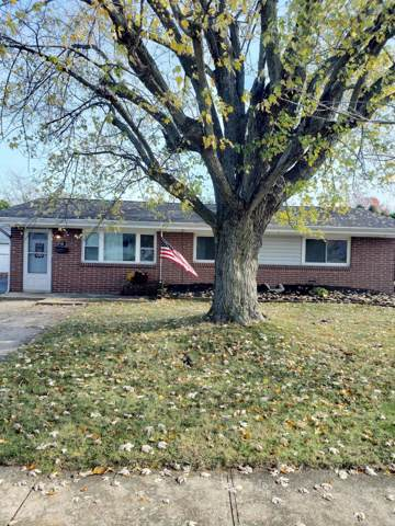 3716 Westbrook Drive, Hilliard, OH 43026 (MLS #219042183) :: Berkshire Hathaway HomeServices Crager Tobin Real Estate