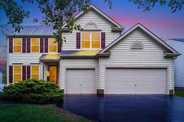 1252 Fareharm Drive, New Albany, OH 43054 (MLS #219042196) :: The Raines Group