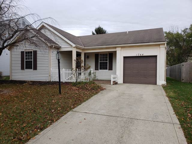 1744 Durango Court, Powell, OH 43065 (MLS #219042321) :: The Raines Group