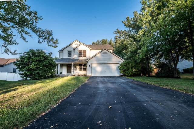 9527 Lynns Road, Etna, OH 43062 (MLS #219042337) :: The Raines Group
