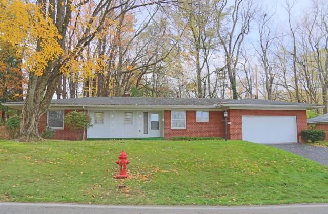 1206 E Chestnut Street, Mount Vernon, OH 43050 (MLS #219042356) :: Sam Miller Team