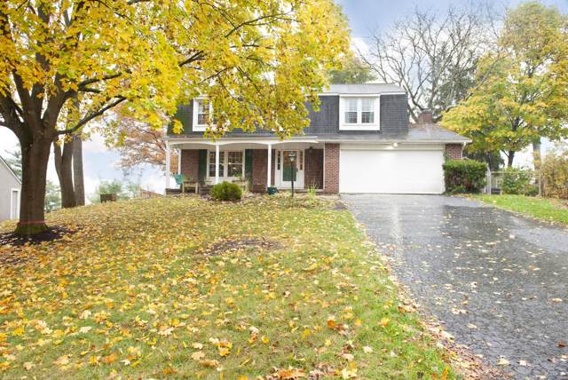 851 Lookout Point Drive, Columbus, OH 43235 (MLS #219042378) :: The Raines Group
