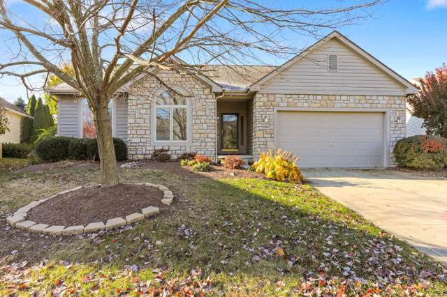 5499 Benpatrick Court, Westerville, OH 43081 (MLS #219042385) :: Exp Realty