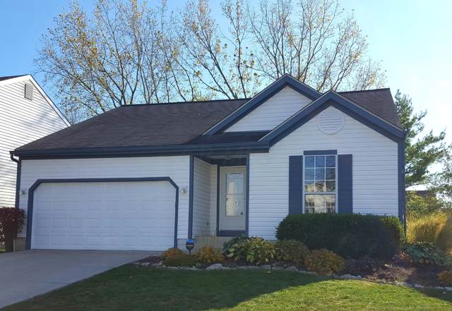 5031 Hidden View Drive, Hilliard, OH 43026 (MLS #219042391) :: Berkshire Hathaway HomeServices Crager Tobin Real Estate