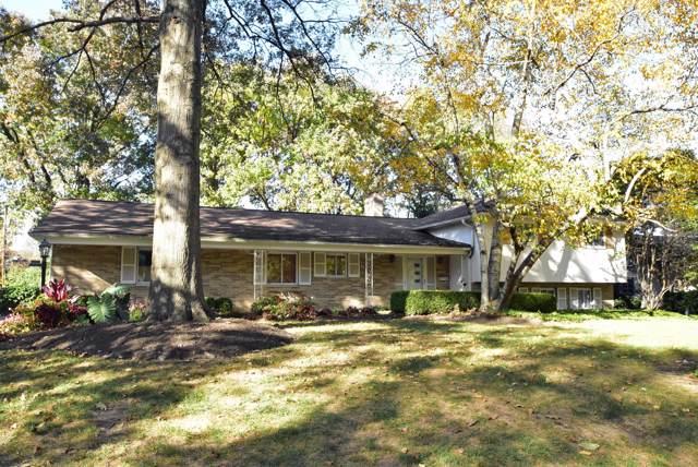 3400 Stonehenge Court, Upper Arlington, OH 43221 (MLS #219042397) :: Berkshire Hathaway HomeServices Crager Tobin Real Estate