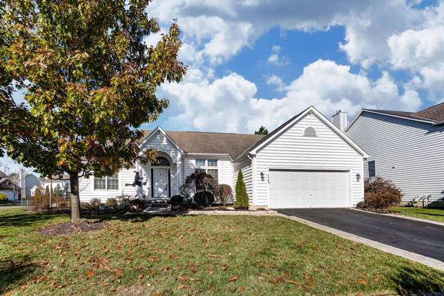 4548 Dover Commons Court, New Albany, OH 43054 (MLS #219042411) :: The Raines Group