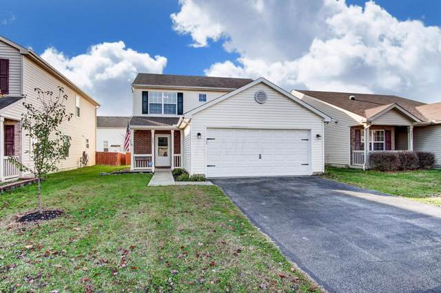 3861 Liriope Street, Canal Winchester, OH 43110 (MLS #219042414) :: Keller Williams Excel