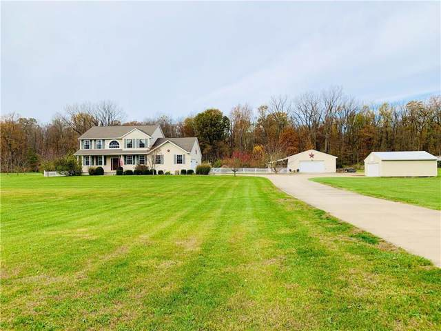 2929 Myers Road, Springfield, OH 45502 (MLS #219042419) :: The Raines Group