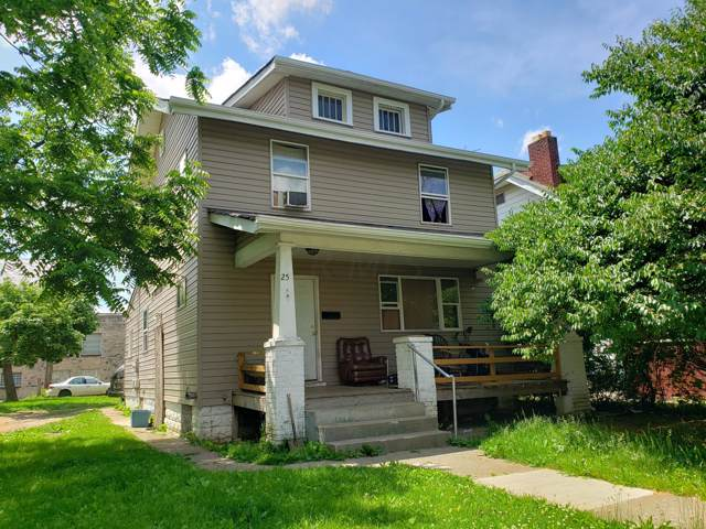 25 N Roys Avenue, Columbus, OH 43204 (MLS #219042420) :: Core Ohio Realty Advisors