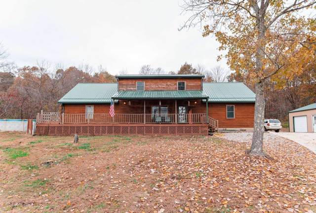 2019 State Route 772, Bainbridge, OH 45612 (MLS #219042423) :: The Raines Group