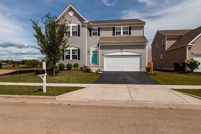 284 Karst Circle, South Bloomfield, OH 43103 (MLS #219042448) :: BuySellOhio.com