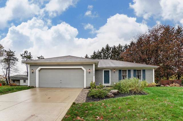 1195 Colston Drive, Westerville, OH 43081 (MLS #219042455) :: Exp Realty