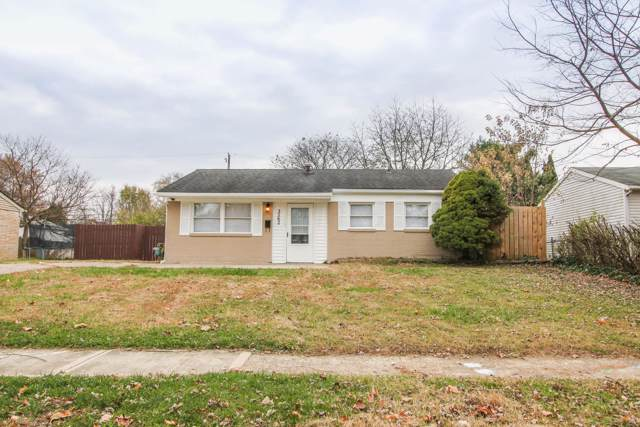 3562 Tremaine Road, Columbus, OH 43232 (MLS #219042478) :: RE/MAX ONE