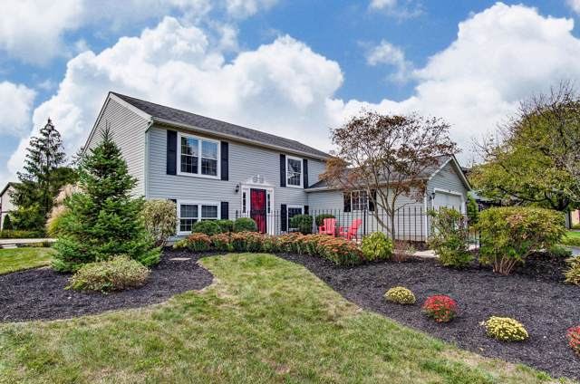 245 Gurgun Lane, Westerville, OH 43081 (MLS #219042545) :: Berkshire Hathaway HomeServices Crager Tobin Real Estate