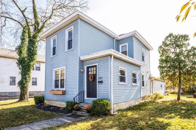 253 Olentangy Street, Columbus, OH 43202 (MLS #219042550) :: Keller Williams Excel
