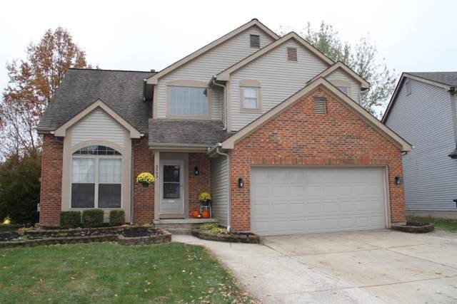 5955 Heritage Farms Drive, Hilliard, OH 43026 (MLS #219042561) :: Berkshire Hathaway HomeServices Crager Tobin Real Estate