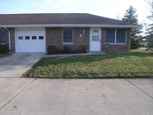 331 Buckingham Drive D, London, OH 43140 (MLS #219042582) :: Signature Real Estate