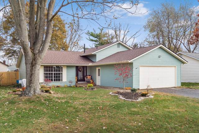 406 Sarwil Drive S, Canal Winchester, OH 43110 (MLS #219042588) :: The Raines Group