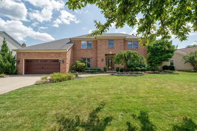4709 Brittonhurst Drive, Hilliard, OH 43026 (MLS #219042589) :: The Raines Group