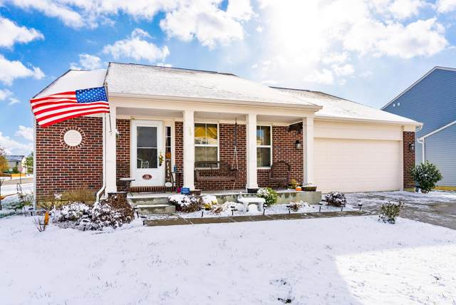 38 Burroughs Drive, Ashville, OH 43103 (MLS #219042595) :: CARLETON REALTY