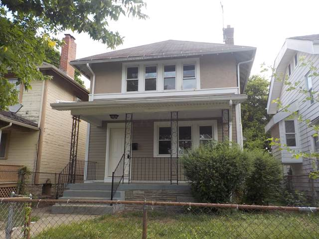 696 Lilley Avenue, Columbus, OH 43205 (MLS #219042597) :: CARLETON REALTY