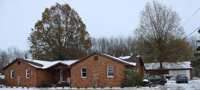 1748 Smeltzer Road, Marion, OH 43302 (MLS #219042705) :: Sam Miller Team