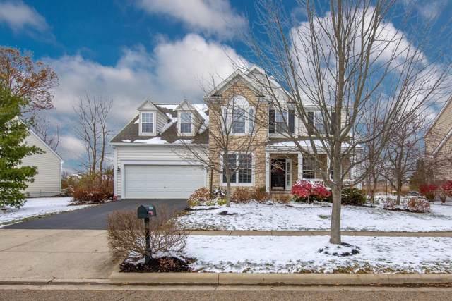 4650 Greyson Drive, Powell, OH 43065 (MLS #219042738) :: Core Ohio Realty Advisors