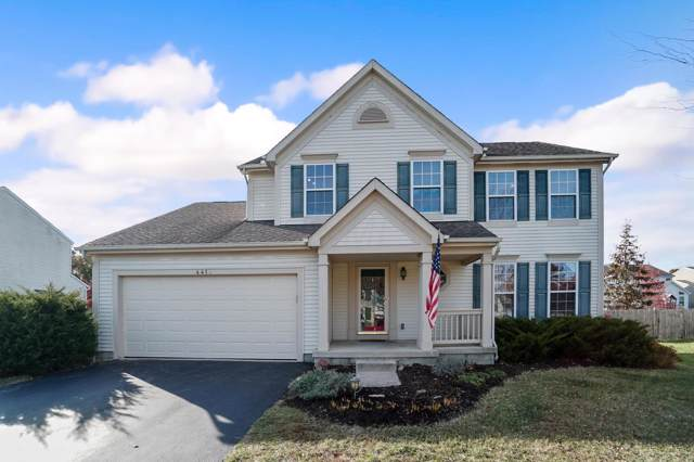 4410 Windrow Drive, Grove City, OH 43123 (MLS #219042766) :: Susanne Casey & Associates