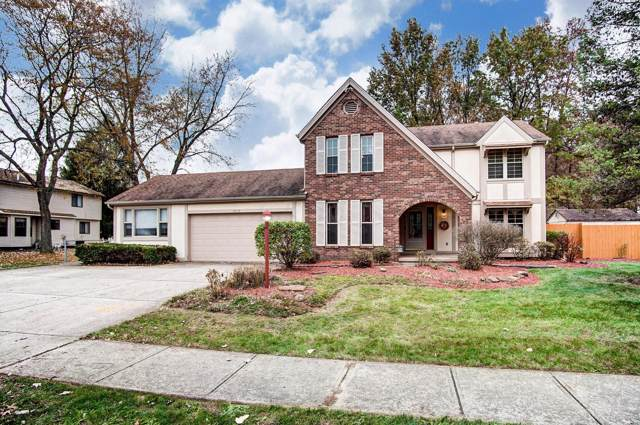 6335 Baskerville Drive, Columbus, OH 43213 (MLS #219042789) :: Keller Williams Excel