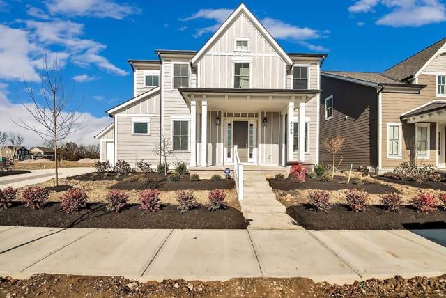 2209 Red Oak Street, Lewis Center, OH 43035 (MLS #219042864) :: The Clark Group @ ERA Real Solutions Realty