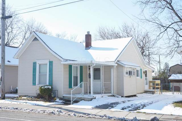 214 Ludlow Road, Bellefontaine, OH 43311 (MLS #219042903) :: Signature Real Estate