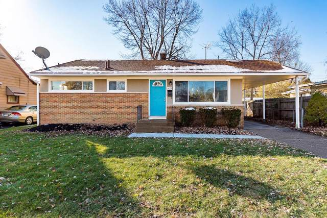 4175 Brookgrove Drive, Grove City, OH 43123 (MLS #219042904) :: Signature Real Estate