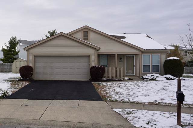 2794 Tom's Trace Court, Hilliard, OH 43026 (MLS #219042913) :: CARLETON REALTY