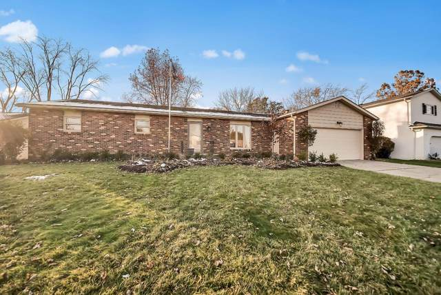 6205 Hickory Lawn Court, Grove City, OH 43123 (MLS #219042937) :: Berkshire Hathaway HomeServices Crager Tobin Real Estate