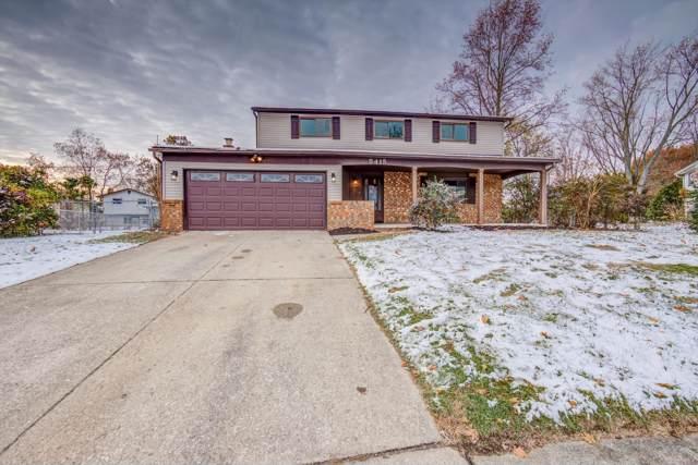 5415 Ivywood Lane, Columbus, OH 43229 (MLS #219042939) :: Berkshire Hathaway HomeServices Crager Tobin Real Estate
