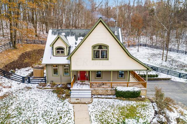 1850 Welsh Hills Road, Granville, OH 43023 (MLS #219042953) :: RE/MAX ONE