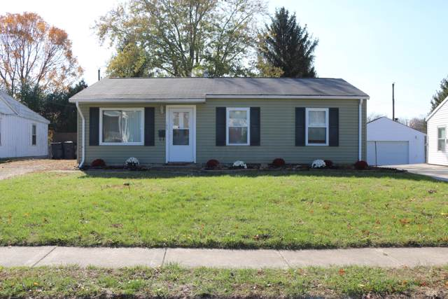 195 Sunset Drive S, Johnstown, OH 43031 (MLS #219042954) :: Signature Real Estate