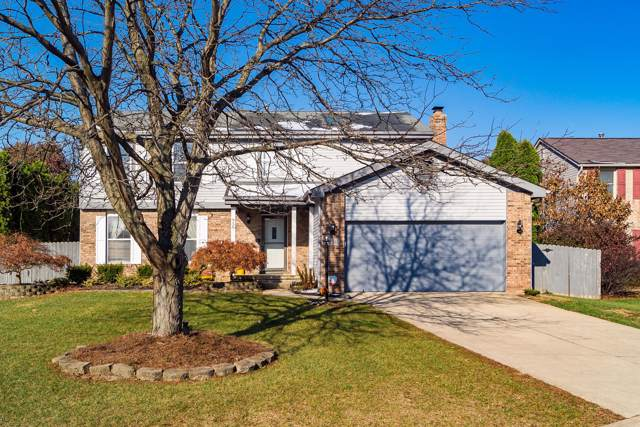 950 Brockwell Drive, Westerville, OH 43081 (MLS #219042964) :: Berkshire Hathaway HomeServices Crager Tobin Real Estate